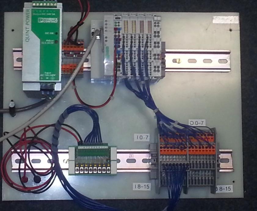 Wago-Modbus-Board